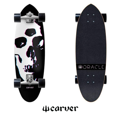 "Carver 31"" Oracle Surfskate CX Truck Rental"