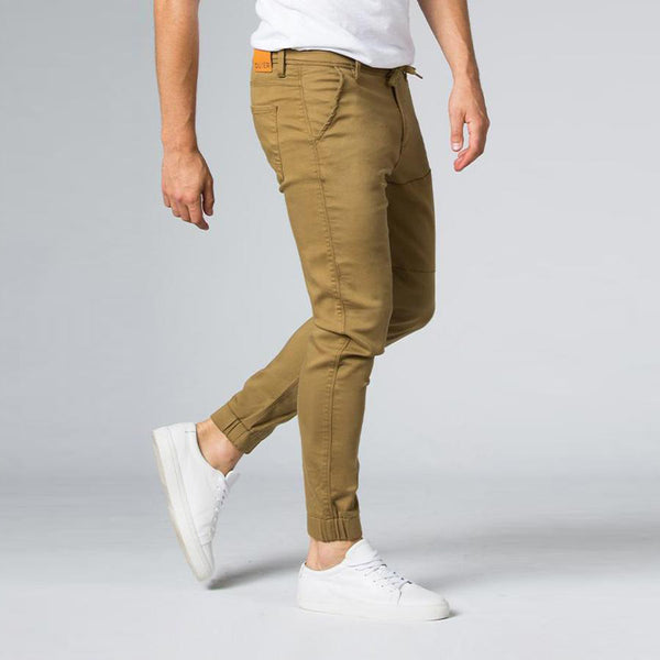 DUER No Sweat Jogger - Tobacco