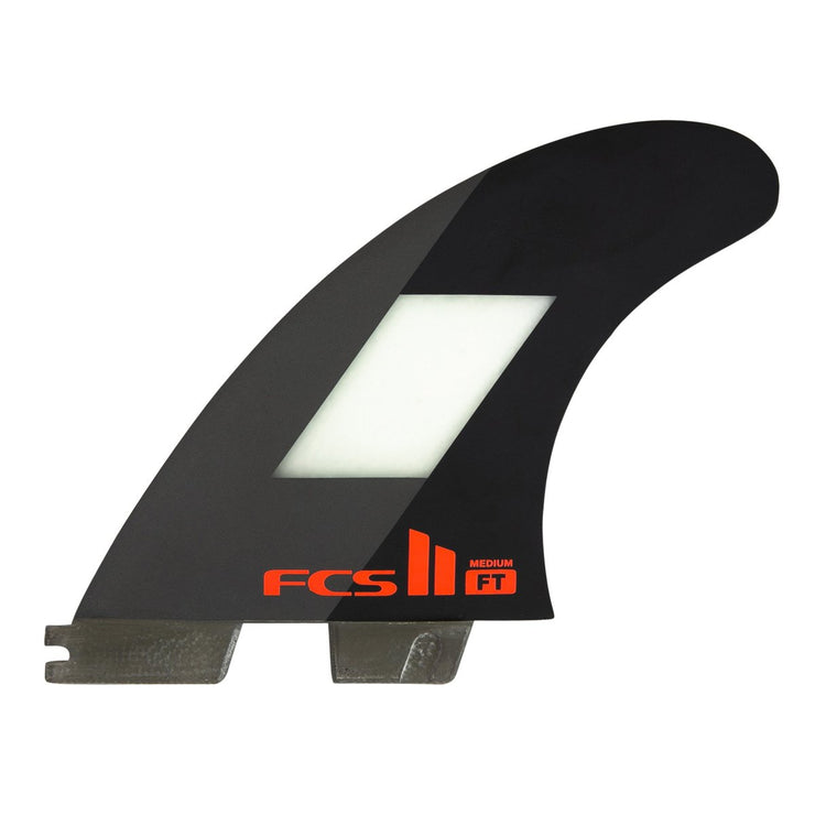 FCS II Filipe Toledo PC Tri Fins Medium