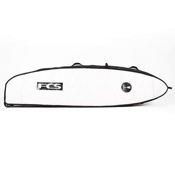 FCS Travel 3 Wheelie Funboard Surfboard Bag 7'6