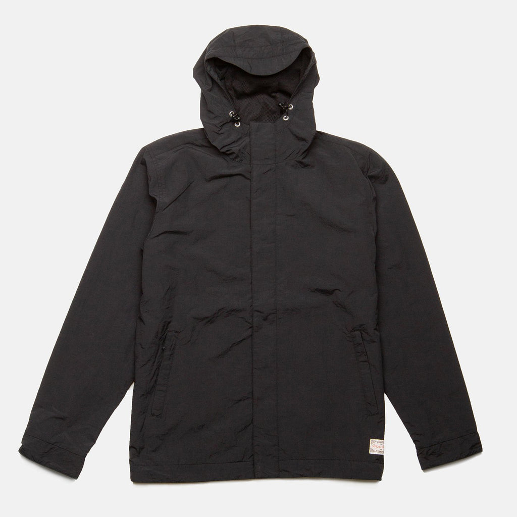 Rhythm Drystone Jacket - Black