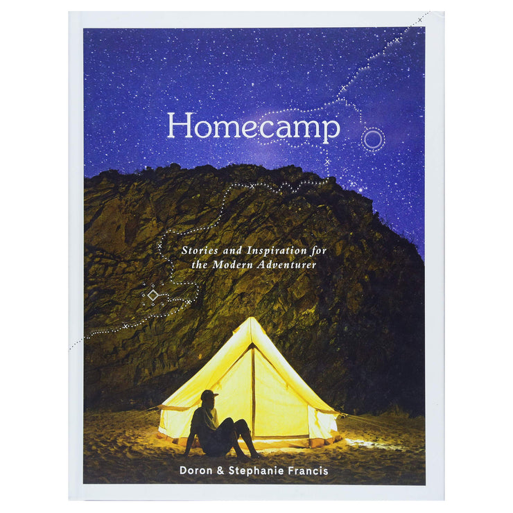 Homecamp: Stories and Inspiration for the Modern Adventurer