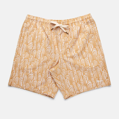 Rhythm Zulu Beach Short - Gold