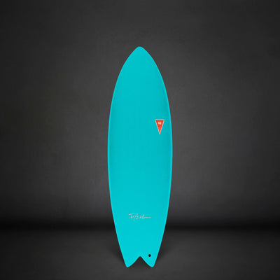 JJF by Pyzel Funformance - 6'0 AstroFish - Blue