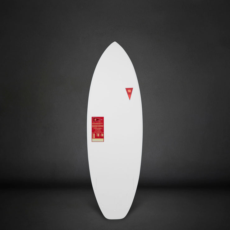 JJF by Pyzel Funformance - 6'0 Gremlin - White