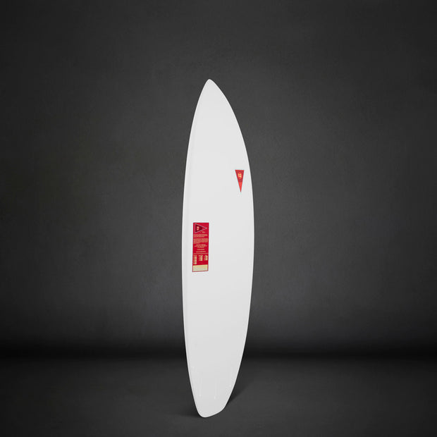 JJF by Pyzel Funformance - 6'6 Gremlin - White