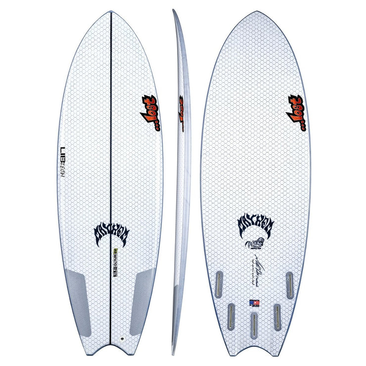 Lib Tech Puddle Fish 5'10 Premium Rental