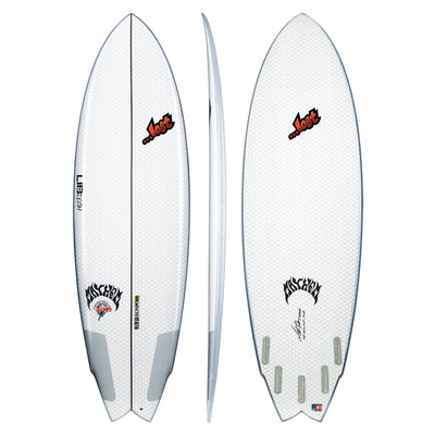 Lib Tech x Lost Round Nose Fish 5'10