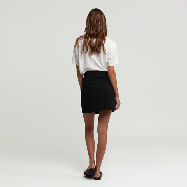 Rhythm Nevada Skirt - Black