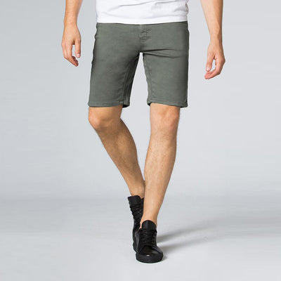 DUER No Sweat Short Slim - Gull