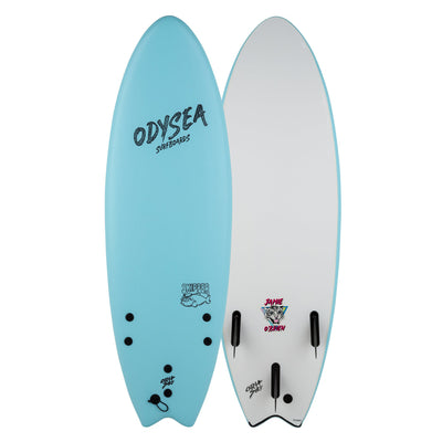 Catch Surf 5'6 JOB Basic Skipper - Sky Blue