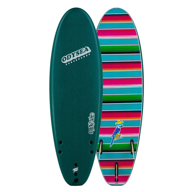 PRE-ORDER FOR OCTOBER - Catch Surf Odysea 6'0 Log - Team Collection