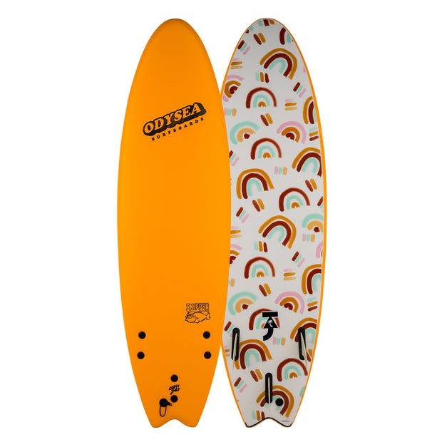 PRE-ORDER FOR OCTOBER - Catch Surf Skipper 6'6 Thruster - Taj Burrow