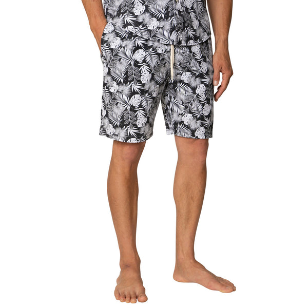 Catch Surf JOB Long Flight Walkshort - Black