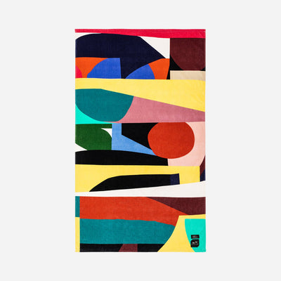 Slowtide Beach Towel - Lachance
