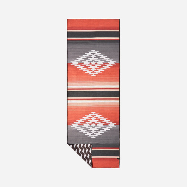 Slowtide Yoga Towel - Red Rock
