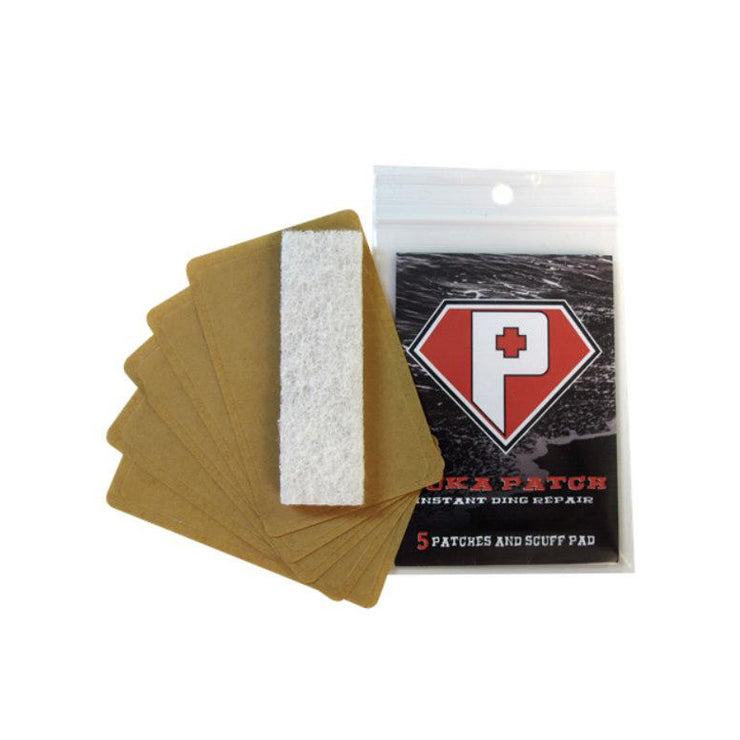 Puka Patch - 5pcs and Buffing Pad