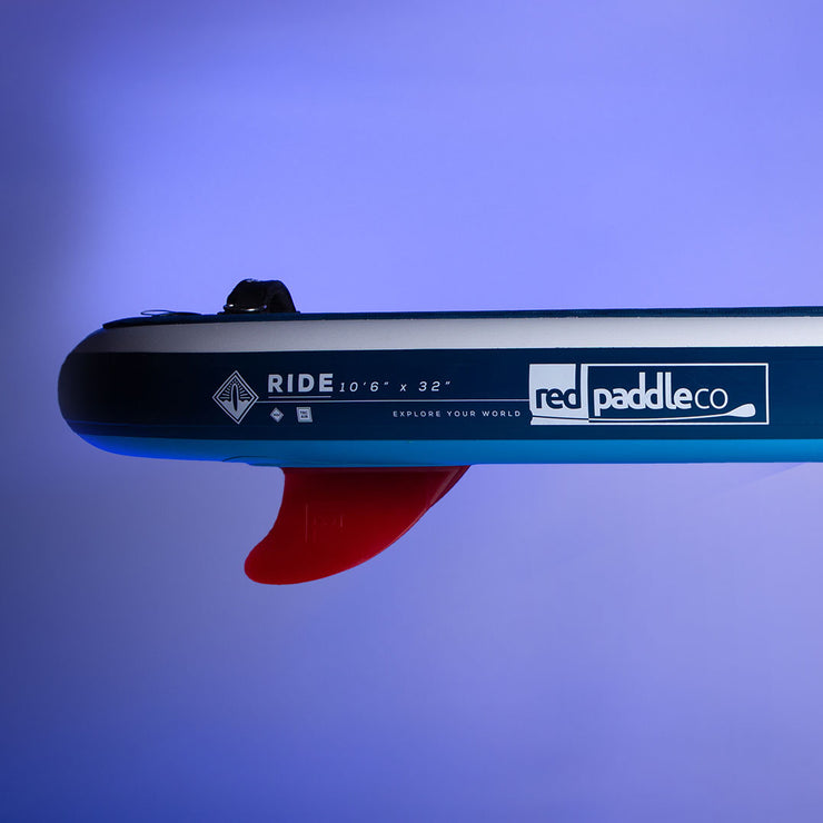 PRE-ORDER FOR SPRING - Red Paddle Co. 10'6 Ride MSL Inflatable SUP - 2021