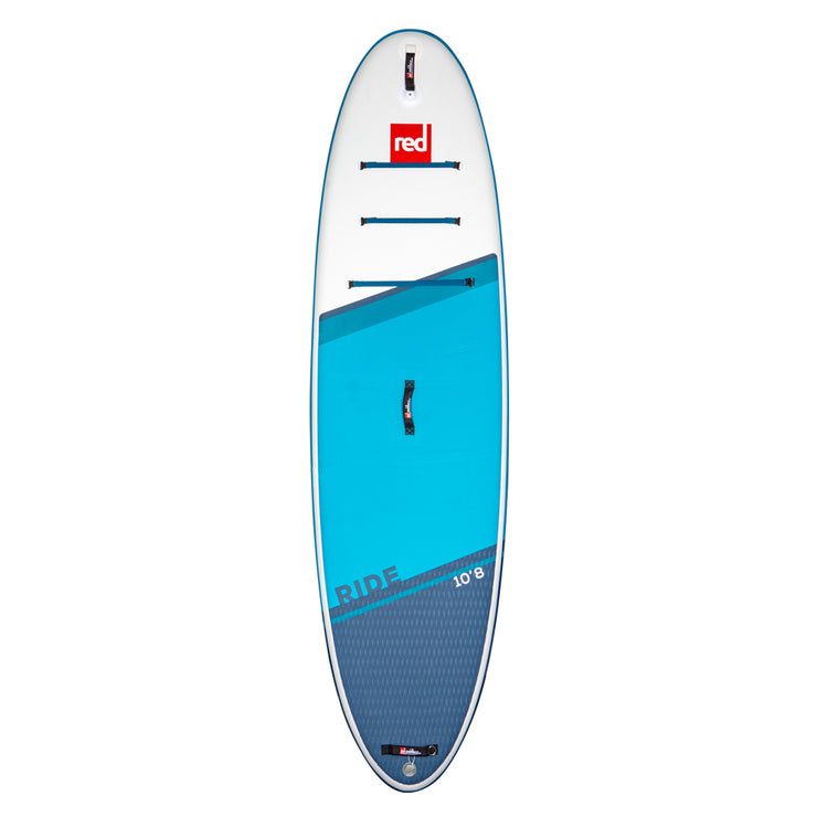 PRE-ORDER FOR SPRING - Red Paddle Co. 10'8 Ride MSL Inflatable SUP - 2021