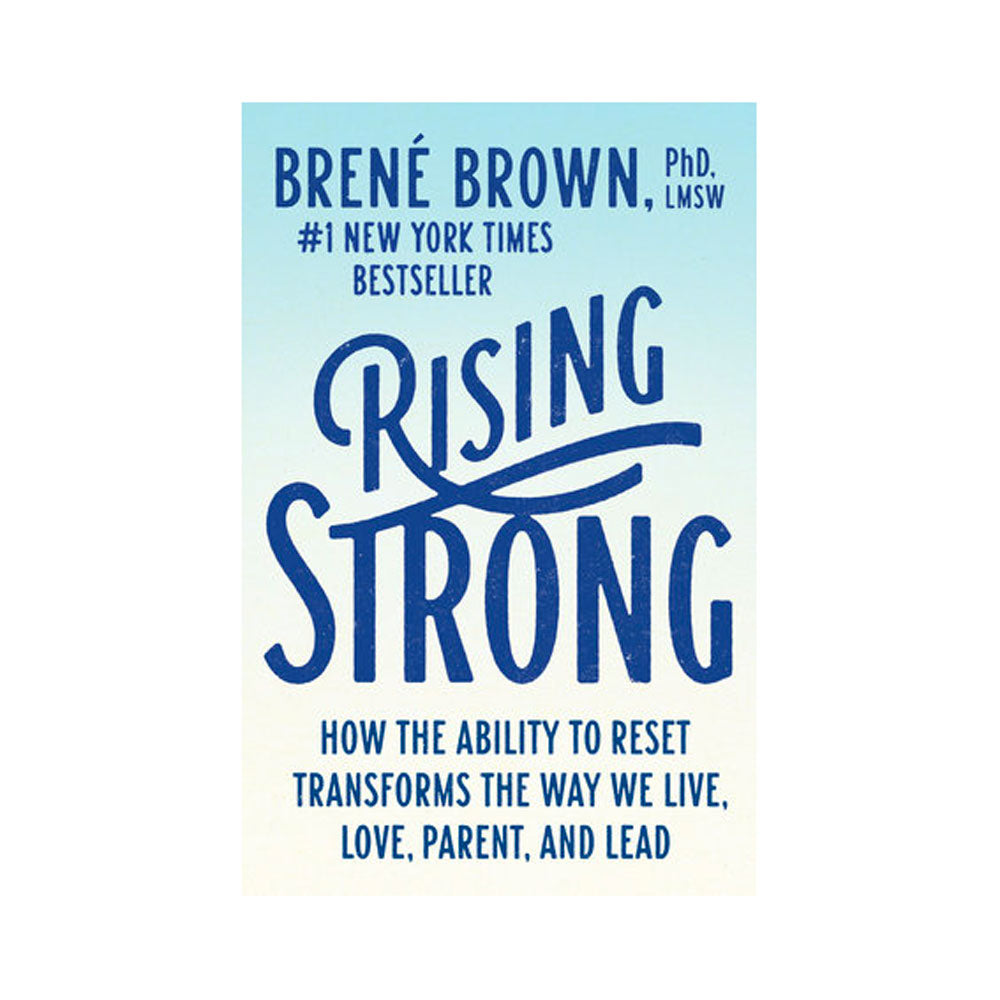 Rising Strong (Paperback)