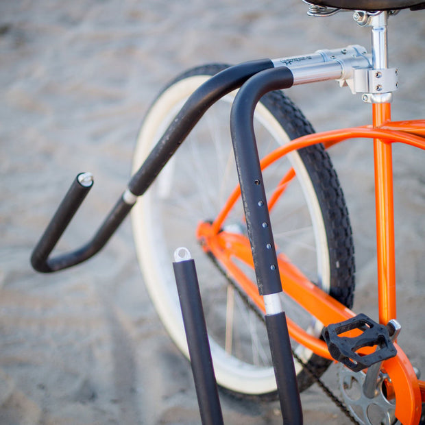 Moved By Bikes Shortboard Bike Rack