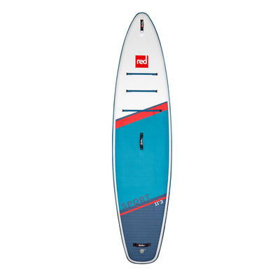Red Paddle Co. 11'3 Sport MSL Inflatable SUP - 2021
