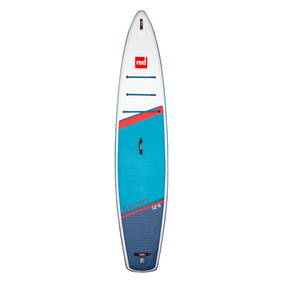 PRE-ORDER FOR OCTOBER - Red Paddle Co. 12'6 Sport MSL Inflatable SUP - 2021
