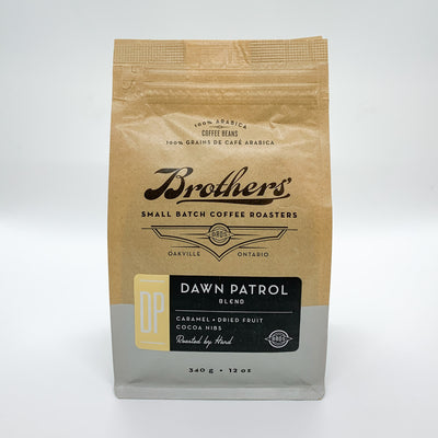 Brothers' Coffee Roasters Whole Bean - Dawn Patrol