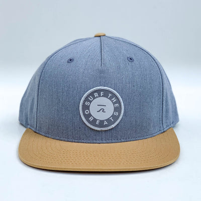 STG Pinch Front Snapback Hat