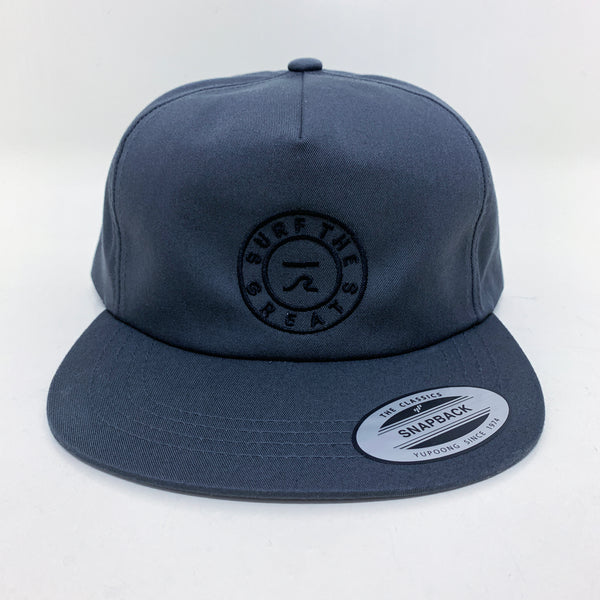 STG Classic Embroidered Snapback Hat
