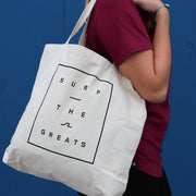 STG Shreddie Tote - Natural