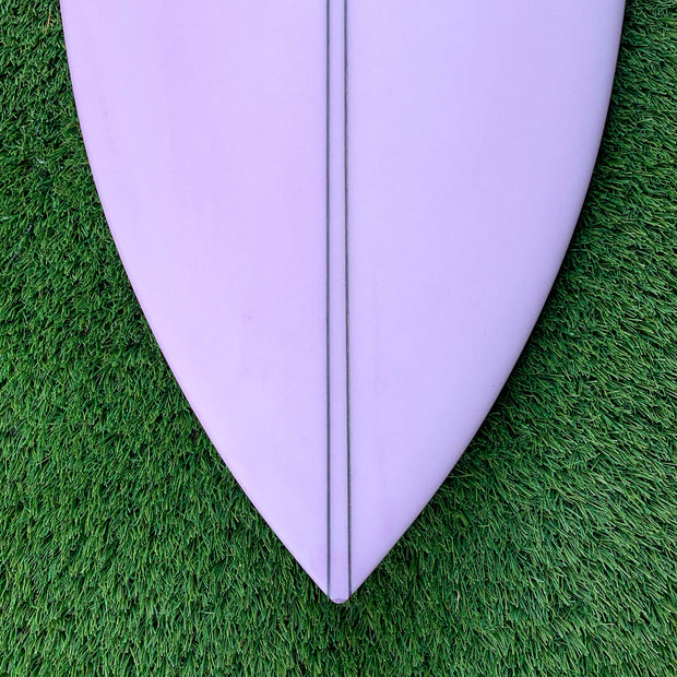 Wax Surf Co. 5'9 Quad Fish
