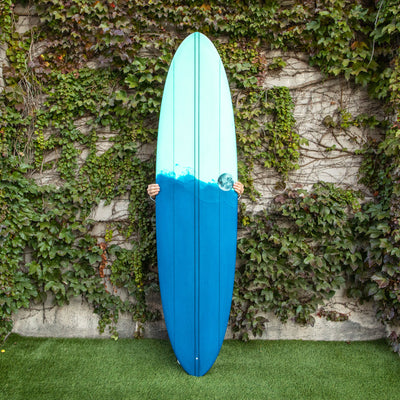 Wax Surf Co. 7'8 Egg
