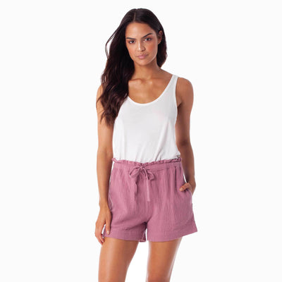 Rhythm Sundown Short - Mauve