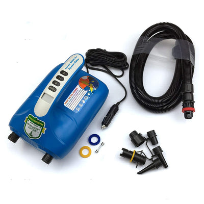 Seamax 12V Digital Air Pump PRO for iSUP - Signature Edition