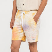 Banks Journal Spray Walkshort - Off White