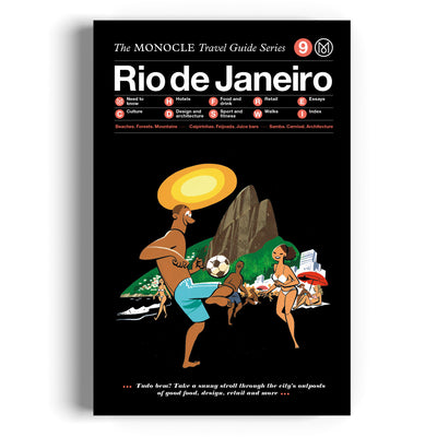 The Monocle Travel Guide Series - Rio, Toronto and Honolulu