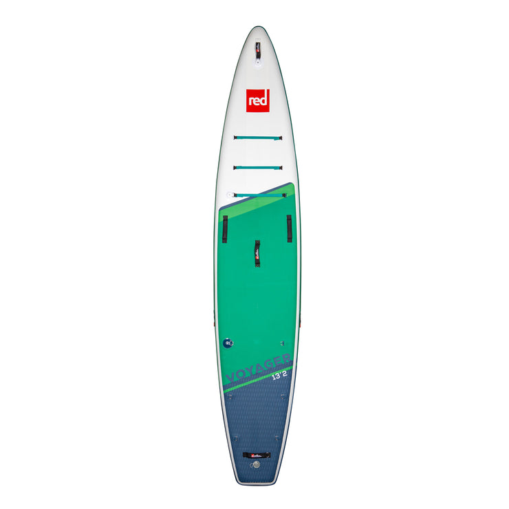 PRE-ORDER FOR SPRING - Red Paddle Co. 13'2 Voyager MSL Inflatable SUP - 2021
