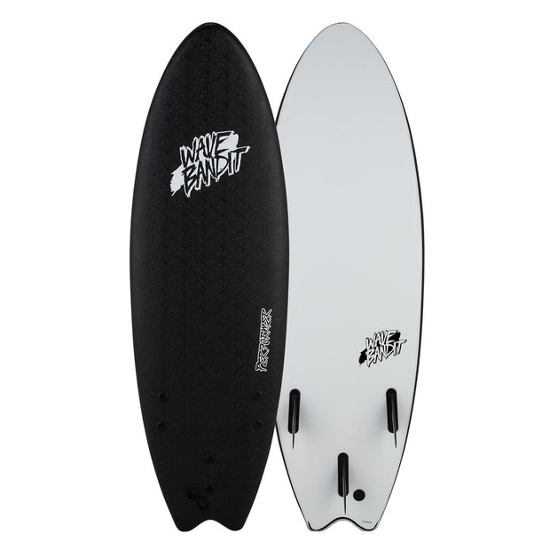 PRE-ORDER FOR OCTOBER - Catch Surf Wave Bandit Performer - 5'6 - Black