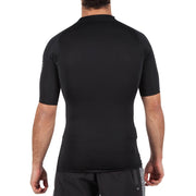 Dawn Patrol UV Tee Rashguard - S/S - Black