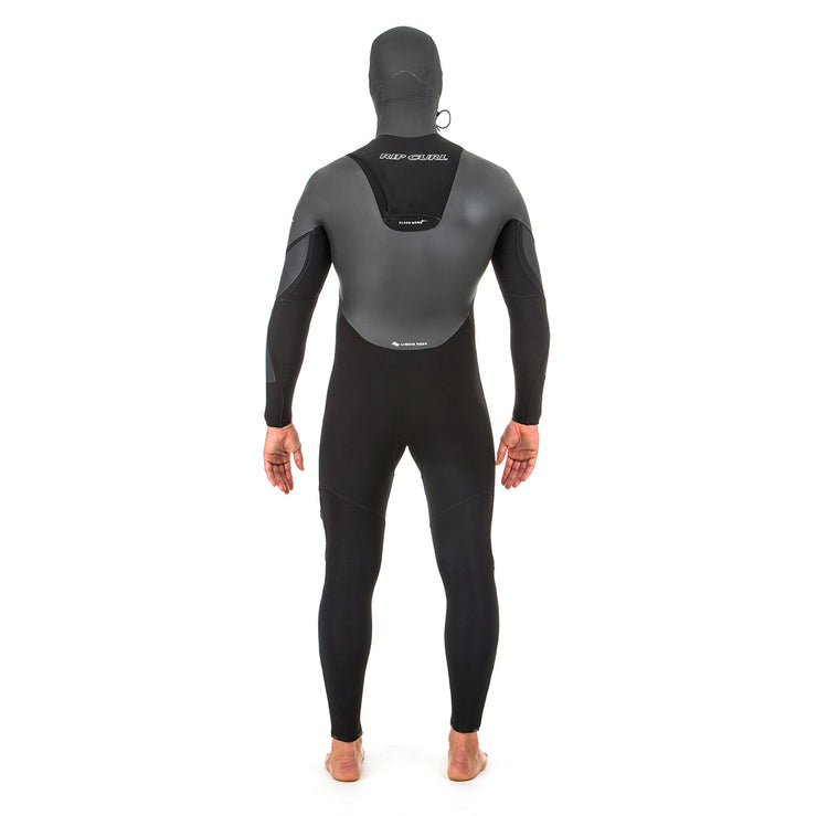PRE-ORDER FOR SEPTEMBER - Rip Curl Flashbomb Heat Seeker - 6/4 Wetsuit