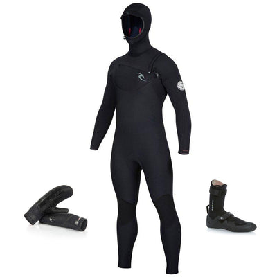 Winter Wetsuit Rental Package