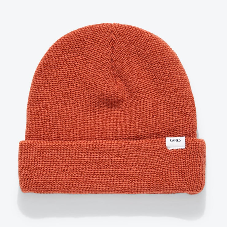 Banks Journal Primary Beanie - Baked Clay