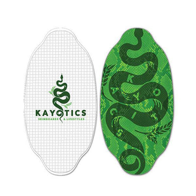 Kayotics Pro Series Skimboard - Snake Bite - Large