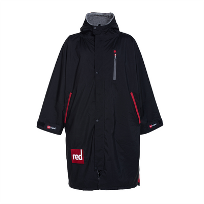 Red Paddle Pro Change Jacket Long Sleeve - Black