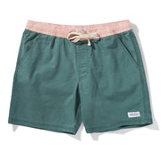 Banks Journal Primary Boardshort - Seaweed