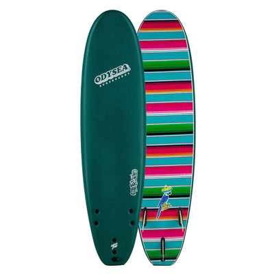PRE-ORDER FOR OCTOBER - Catch Surf Odysea 7'0 Log - Johnny Redmond