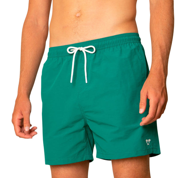 "Catch Surf Perfect 10 Trunk 16"" - Teal"