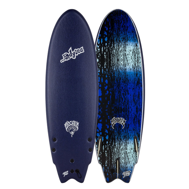 "Catch Surf Odysea X Lost Round Nose Fish (RNF) 6'5"" - Midnight Blue"