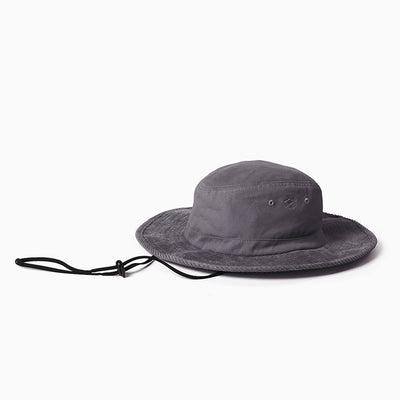 Rip Curl Search Wide Brim Hat - Black
